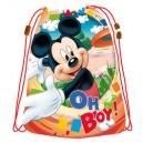 Saco mochila Mickey