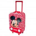 Maleta trolley Mickey Disney